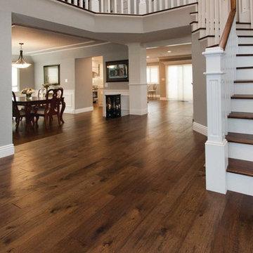 Home remodel by Fall Design of Pleasanton, CA with Monterey Casita