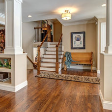 Traditional Entry by Lorrien Homes & Remodeling