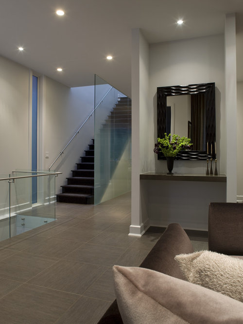 Houzz Open Foyer : Contemporary foyer houzz