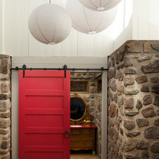 Rustic Entry by Suzan Fellman LLC