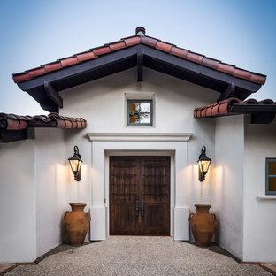 Hope Ranch, Santa Barbara, Major Remodel, Spanish Colonial