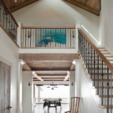 Contemporary Entry by Sequined Asphault Studio Photography