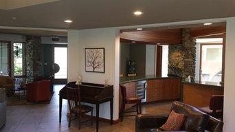 House Painting at Santa Ysabel Ranch Home in Templeton, California