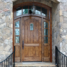 Mediterranean Entry by DSA Master Crafted Doors