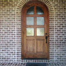 Traditional Entry by DSA Master Crafted Doors