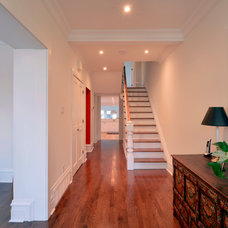 Transitional Entry by Sandy Hill Construction Ltd.