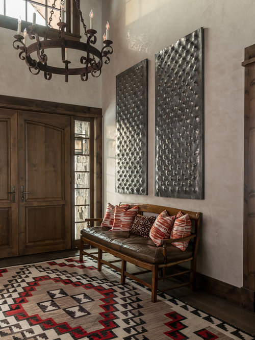 30 Trendy Mediterranean Entryway Design Ideas - Pictures of ...