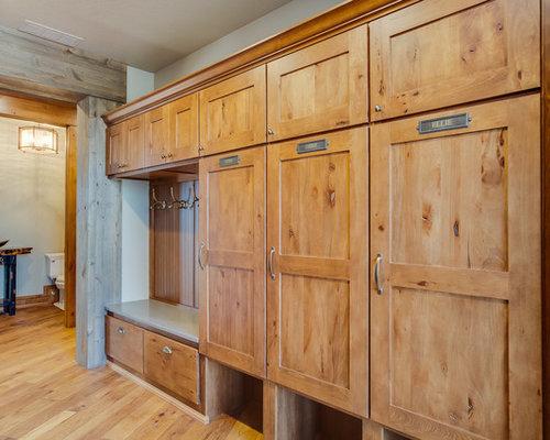 Foto e idee per arredare una casa in montagna other metro for Piani letto stile shaker