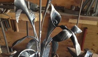 hummingbird end table