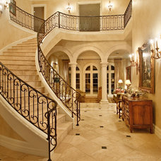 Traditional Entry by The PFA Design Group