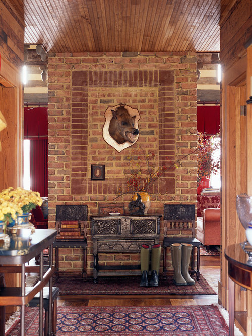 Awe Inspiring Hunting Lodge Ideas Pictures Remodel And Decor Largest Home Design Picture Inspirations Pitcheantrous