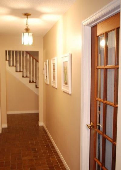 Traditional Entry Ideabook 911: Laura's Hallway