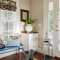 Contemporary Entry by Katie Rosenfeld Design