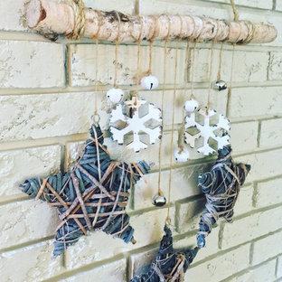 Indoor/Outdoor Home Christmas Decorating 2016
