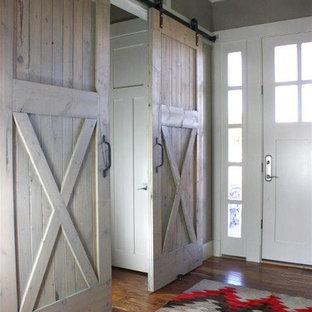 Industrial Barn Door Hardware and Barn Doors