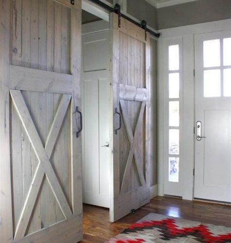Whitewash Doors Houzz