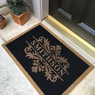 Infinity Custom Door Mat