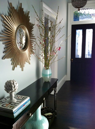 Traditional Entry by Ioanna Lennox Interiors