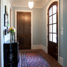 Traditional Entry by Insidesign