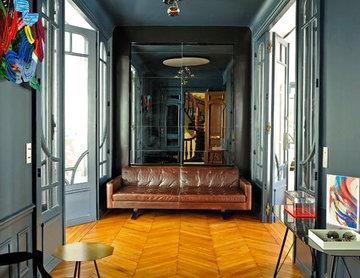 interior art nouveau
