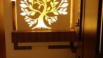 Interior At Aneri Hights,Nadiad