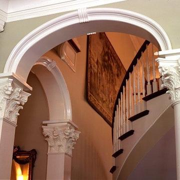Interior Column Capital