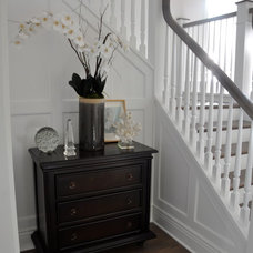 Traditional Entry by Joni Koenig Interiors