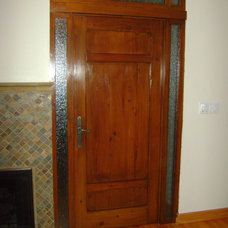 Traditional Interior Doors by Upstairs Downstairs Furniture