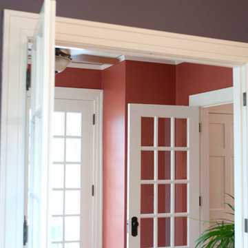 Interior Painting Project   Dining Room in Sioux Falls, SD