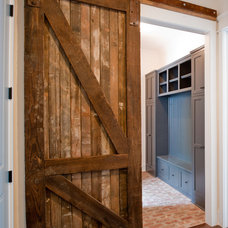 Traditional Entry by Carbine and Associates, LLC