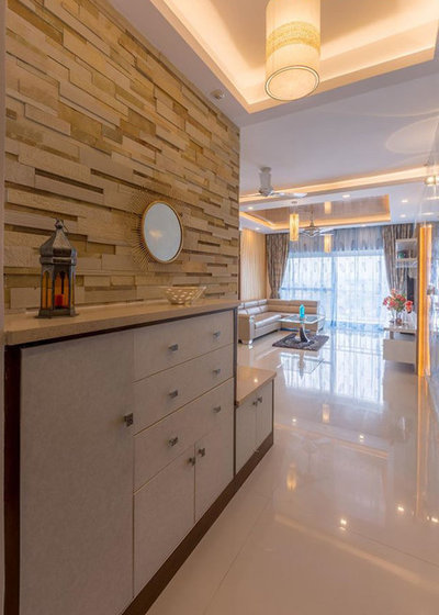 Contemporary Entry by Design Matters Bangalore