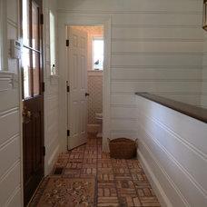 Modern Entry by Akke Woodworks