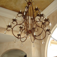 traditional chandeliers by Rustic Decor Store