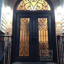 Iron Door Photos -
