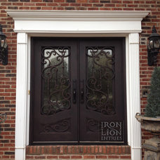 Front Doors by Iron Lion Entries