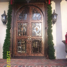 Mediterranean Entry by Womack Iron