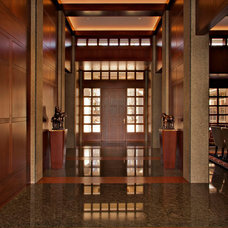 Asian Entry by DesRosiers Architects