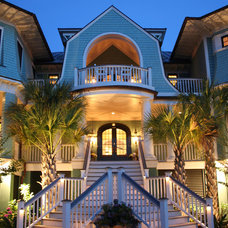 Tropical Entry by Phillip W Smith General Contractor, Inc.