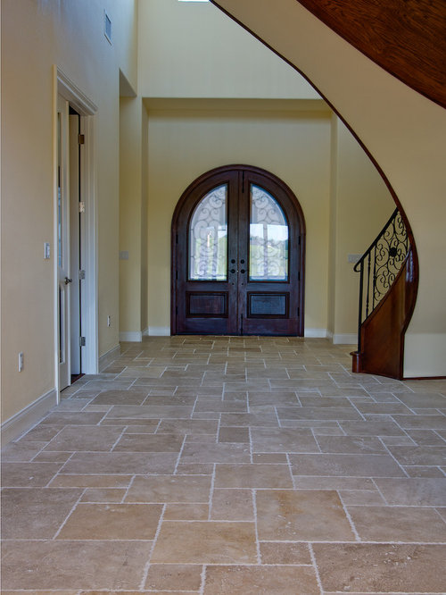 French Pattern Travertine Tile Home Design Ideas Pictures