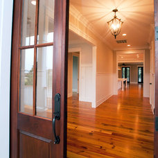 Traditional Entry by JacksonBuilt Custom Homes