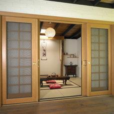 Asian Entry by HartmanBaldwin Design/Build