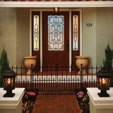JELD WEN Design Pro Fiberglass Doors