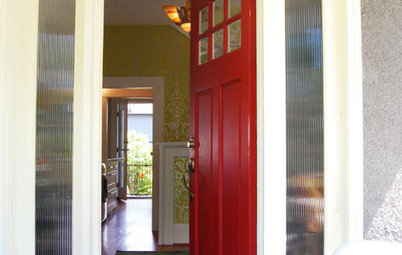 My Houzz: Quirky, Colorful Vancouver Heritage Home
