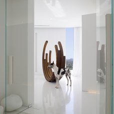 Modern Entry by Interiors & Architecture Photography by Ken Hayden