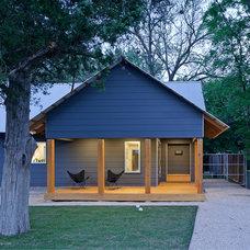 Contemporary Entry by JGB Custom Homes