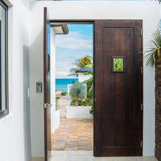 Tropical Entry by Charmaine Werth