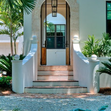 Contemporary Entry by josh wynne construction