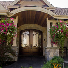 Traditional Entry by K2 Stone Quarries