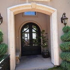 Mcfarlin Residence Traditional Entry Dallas By M Barnes Amp Co