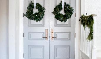 Kate Marker Interiors / Grey Oak entry